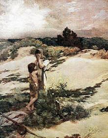 Hagar_and_Ishmael_Jean_Charles_Cazin1880_small