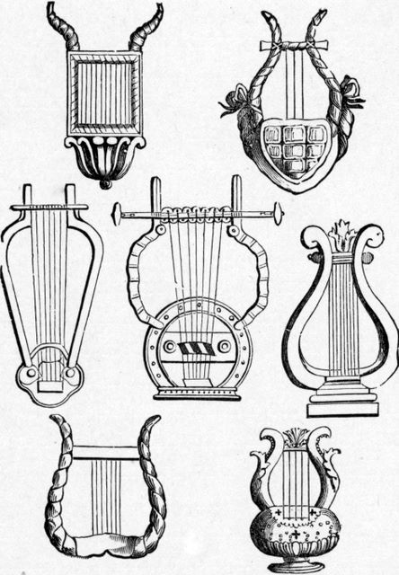 Ancient Muscial Instruments