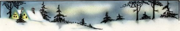Winter snow Psalm 147:16